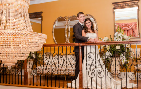 Sightler Wedding Balcony