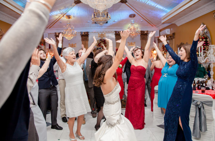 Sightler Wedding Dancing